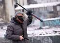 Revolver, Hrushevski street, January 2014
