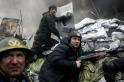 Shotgun, Maidan, 20 February 2014