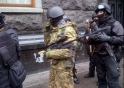 Two government snipers, Bankova/Institutska street, 20 February 2014