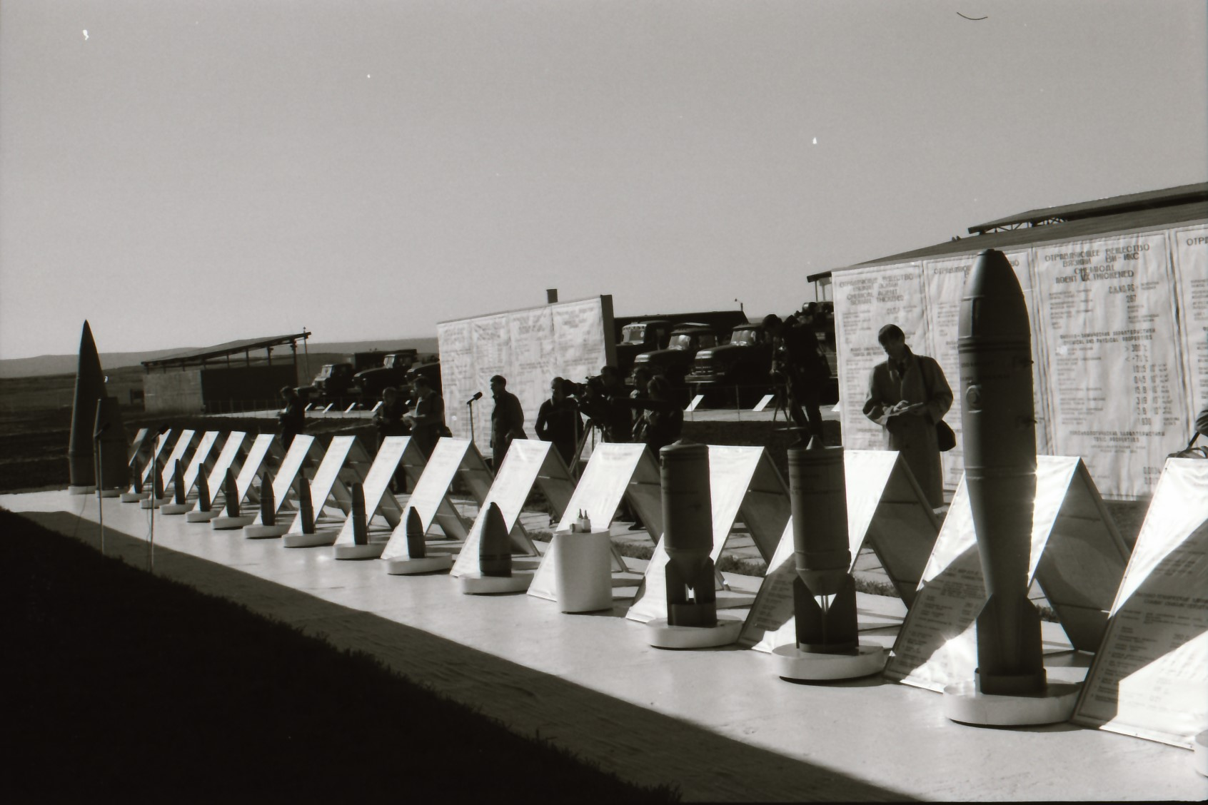 Assorted chemical munitions. © Hans de Vreij